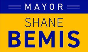 Vote SHANE BEMIS
